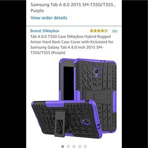 🔥2/$10🔥Samsung Tablet Case
